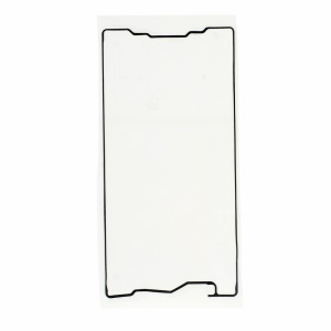 Front Housing Frame Adhesive for Sony Xperia Z5 Compact