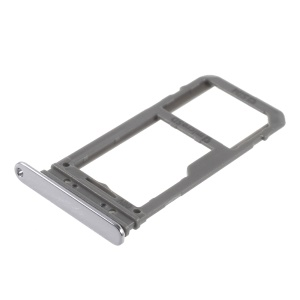 OEM SIM MicroSD Card Tray Holder Slot Part for Samsung Galaxy Note 8 SM-N950 - Grey