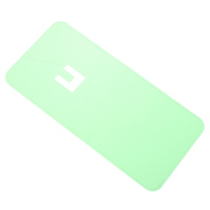 For iPhone X 5.8 inch Battery Door Cover Adhesive Sticker