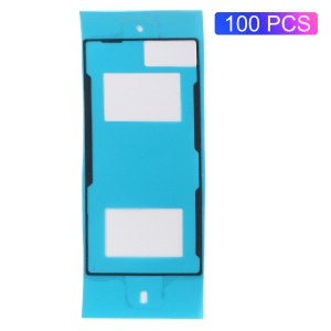 100Pcs/Set Battery Back Door Adhesive Sticker for Sony Xperia Z5 Compact