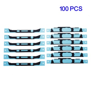 100Pcs/Set Front Housing Frame Adhesive Sticker Replacement for Samsung Galaxy A5 (2016)