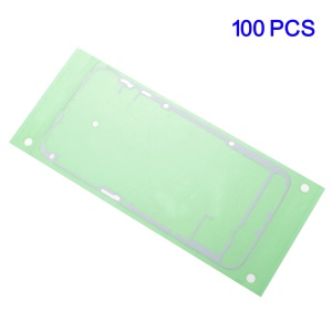 100PCS/Lot Battery Back Door Cover Adhesive Sticker for Samsung Galaxy S6 Edge G925
