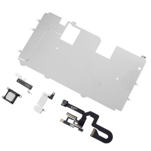 For iPhone 8 Plus 5.5 LCD Screen and Digitizer Assembly Small Parts Set (OEM)