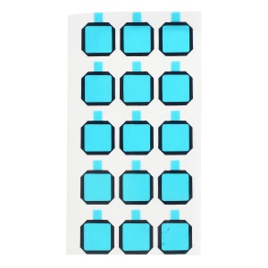 100PCS/Lot Camera Glass Lens Cover Adhesive Stickers for Samsung Galaxy A3 (2016) A310 / A5 (2016) A510 / A7 (2016) A710