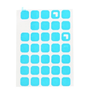 100PCS/Lot Camera Glass Lens Cover Adhesive Stickers for Samsung Galaxy S6/S6 edge/S6 edge+/A310 A510 A710/Note5