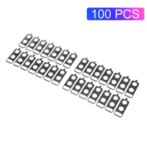 100PCS/Pack Adhesive Sticker for Samsung Galaxy Note 8 SM-N950 Rear Glass Camera Lens Cover