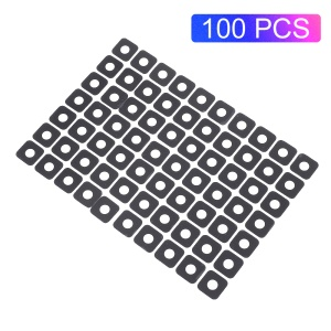 100PCS/Pack OEM Rear Back Glass Camera Lens Cover for Samsung Galaxy S5 G900