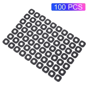 100PCS/Pack OEM Glass Rear Back Camera Lens Cover for Samsung Galaxy S7 / S7 edge