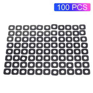 100PCS/Pack OEM Back Rear Camera Lens Glass Replacement for Samsung Galaxy Note5/A310/A510/A710/G928 (Glass Only)