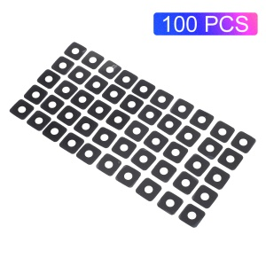 100PCS/Pack OEM Back Rear Camera Lens Glass for Samsung Galaxy Note 4 SM-N910 (Glass Only)
