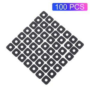 100PCS/Pack OEM Back Rear Camera Lens Glass for Samsung Galaxy A3 SM-A300F (2014)/A5 SM-A500F (2014)/A7 SM-A700F (2014) (Glass Only)