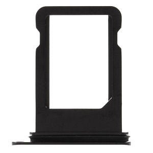 OEM SIM Card Tray Holder Part for iPhone X - Black
