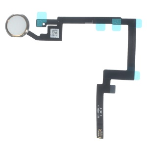 OEM Home Button with Flex Cable Replacement for iPad mini 3 - Gold Color