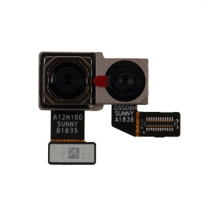 OEM Rear Big Camera Module Part Replacement for Xiaomi Redmi 6 (Dual Camera: 12MP+5MP)