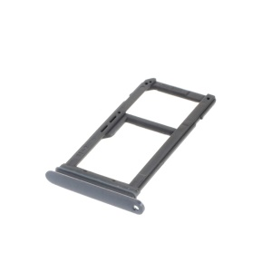 OEM SIM Card Tray Holder Slot for Samsung Galaxy S7 edge G935 - Grey
