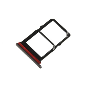 OEM Dual SIM Card Tray Holder Replacement for Huawei P30 - Black
