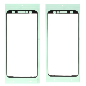 OEM Front Housing Frame Adhesive Sticker for Samsung Galaxy J6 Plus J610