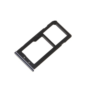 OEM Dual SIM Card Tray Holder Replace Part for Nokia 6 (2017) - Blue