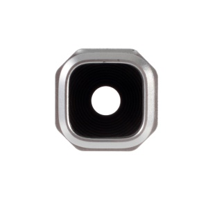 OEM Rear Camera Lens Ring for Samsung Galaxy A3 A310/A5 A510/A7 A710 - Silver