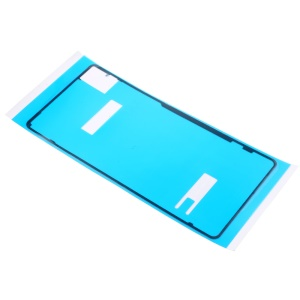 For Sony Xperia X Battery Door Cover Adhesive Sticker