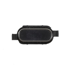 OEM Home Button Return Key Part for Samsung Galaxy J1 SM-J100 - Black