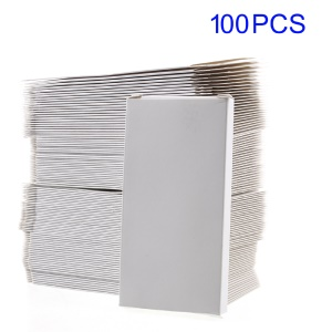 100Pcs/Lot White Paper Battery Packaging Box for iPhone 7 Plus /6s Plus /6 Plus 5.5 Batteries