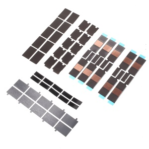 10Pcs/set for iPhone 7 Plus OEM Motherboard Sticker + Shield Plate Sticker Parts
