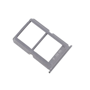 OEM Dual SIM Card Tray Holder Slot Part for OnePlus 3 - Grey