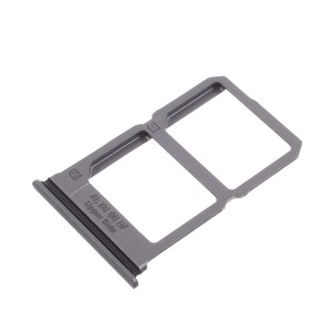 For vivo X9 OEM SIM/Micro SD Card Tray Holder Replace Part - Grey