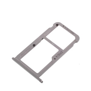 OEM SIM Card Tray Holder Slot for Huawei nova - Grey