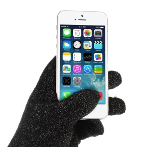 iGlove Bluetooth Talking Touch Gloves with Microphone