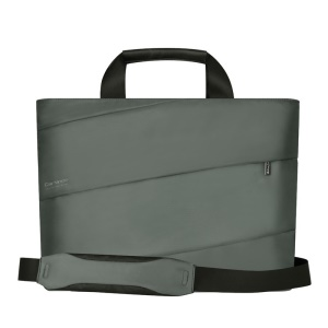 Grey CARTINOE AMOUR Series Computer Sleeve Bag for MacBook Pro 15.4, Size: 37 x 29 x 8cm