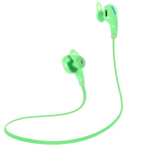 GBLUE S7 Wireless Bluetooth Headset Sports Earphone with Mic for iPhone Samsung - Green