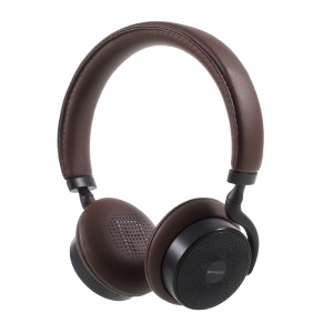 VORSON BT91 Wireless Bluetooth 4.1 Stereo Over-ear Headset with Touch Control - Coffee