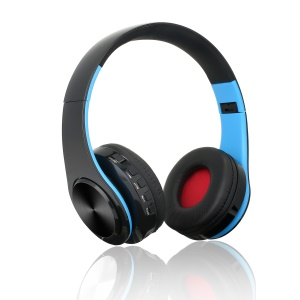 BTH-818 Over-ear Wireless Bluetooth Headset Headphone with Microphone - Style D