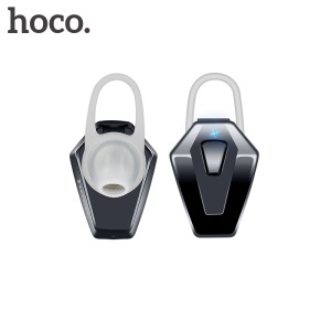 HOCO E17 Portable Wireless Trendy Mini Bluetooth Earphone V4.1 Headset for iPhone Samsung - Black