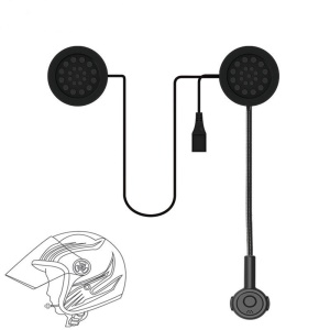 MH02 Motor Wireless Bluetooth 4.0 Handsfree Headset Motorcycle Helmet Speaker