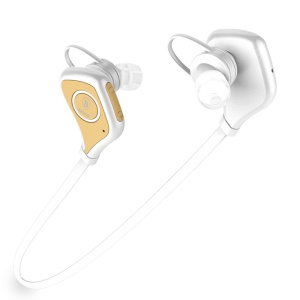 BASEUS S5 Sports Style Bluetooth Earphone for iPhone Samsung - White