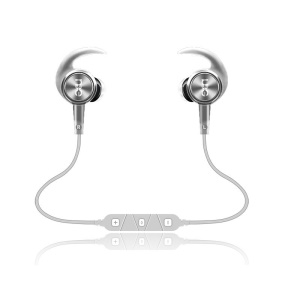 NXE Kudong Series Lightweight Bluetooth 4.1 Wireless Stereo Music Handsfree Headphone with Mic - White