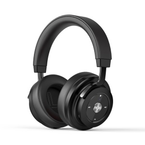 PICUN P20 Over-ear Bluetooth V4.1 Headset Support AUX-in/TF Card - Black