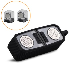 BTS-628 Waterproof Super Bass Wireless Bluetooth Hands-free Speaker