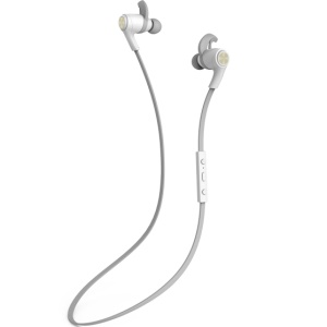 CANNICE Y3 Wireless Stereo Bluetooth Sports Earphone for iPhone Samsung (Chinese Voice Prompt) - White