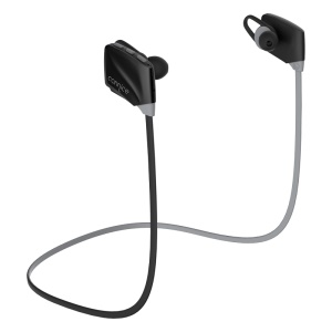 CANNICE E1 Wireless Stereo Bluetooth Sports Earphone for iPhone Samsung (Chinese Voice Prompt) - Black