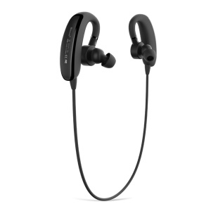 ROMAN S380 HD Stereo Binaural Bluetooth 4.1 Sports Earphone - Black