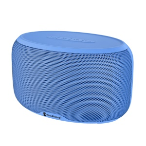 NEWRIXING BR-405 Multifunctional Wireless Bluetooth 4.2 Speaker Support FM Radio/TF Card/Aux-in with Mic - Blue