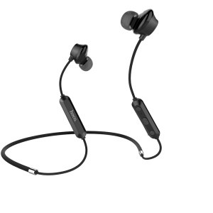 HOCO ES17 Cool Music Sports Bluetooth Headset with Microphone for iPhone Samsung Huawei - Black