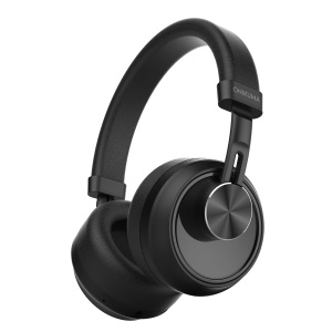 ONIKUMA B10 Noise Cancelling Bluetooth V4.2 Headphones with Mic & 3.5mm Jack for iPhone Samsung etc.