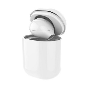 Wireless In-ear Bluetooth 4.2 Single Earphone with Charging Case for iPhone X / 8 / 8 Plus