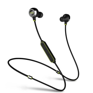 MIFO i6 Wireless Bluetooth Sport Stereo Earphone Magnetic Charging In-ear Headset - Black