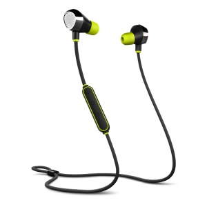 MIFO i8 Wireless Bluetooth Sport Stereo Earphone Magnetic Charging In-ear Headset - Black